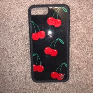 Wildflower Cherry Phone Case
